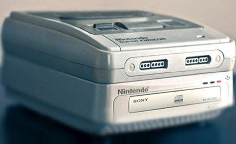 Nintendo-Sony